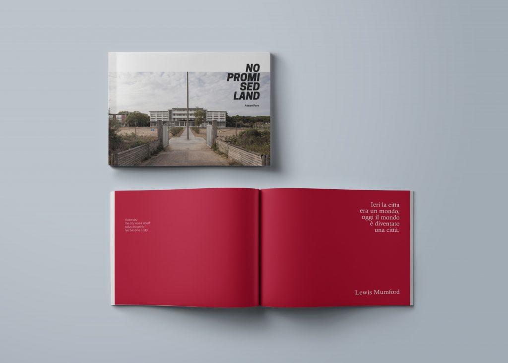 Libro No Promised Land - Andrea Ferro - Crowdbooks Publishing